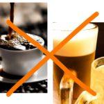 ファスティング中にダメと言われるコーヒーやアルコールがNGな理由について