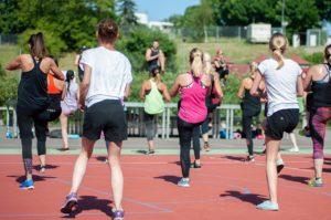 軽い運動 エクササイズ