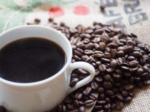 水分補給 コーヒー